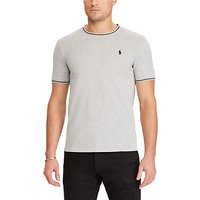 Polo Ralph Lauren Mesh Slim Fit T-Shirt, Spring Heather