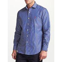 Polo Ralph Lauren Striped Shirt, Blue/White