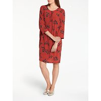 Minimum Smilla Dress, Red Ochre
