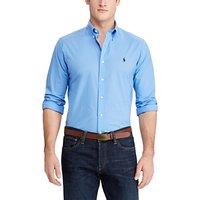Polo Ralph Lauren Cotton Poplin Standard Fit Shirt
