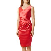 Damsel in a Dress Lini Dress, Raspberry