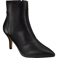 John Lewis Oriel Stiletto Heeled Ankle Boots, Black