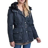 Barbour International Outlaw Jacket, Navy