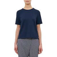 Ted Baker Colour By Numbers Naevaa Top With Pleated Back