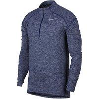 Nike Dry Element Long Sleeve 1/2 Zip Running Top