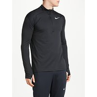 Nike Dry Element Long Sleeve 1/2 Zip Running Top