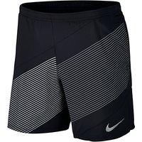 Nike Flex 2-in-1 Running Shorts, Black