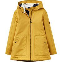 Little Joule Girls Packaway Utility Coat, Yellow