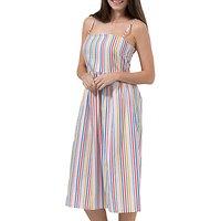 Sugarhill Boutique Candy Stripe Sundress, Multi