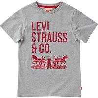 Levis Boys Nigel T-Shirt, Grey