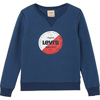 Levis Boys Rondo Sweatshirt, Blue