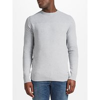 Diesel Sami K-Gee Jumper, Light Grey Melange
