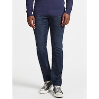 Diesel Buster Tapered Jeans, Dark Wash 857Z