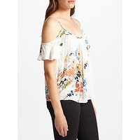 Joie Adorlee Silk Top, Porcelain