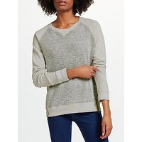Collection WEEKEND by John Lewis Boucle Front Top, Grey