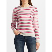 Collection WEEKEND by John Lewis Cashmere Vintage Striped Jumper