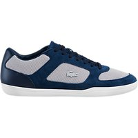 Lacoste Court Minimal Trainers, Navy
