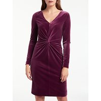 Bruce by Bruce Oldfield Twist Velvet Dress