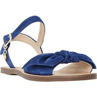 Dune Lettie Bow Flat Sandals