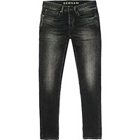 Denham Forge Denim Slim Jeans, Washed Black