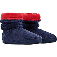 Joules Childrens Padabout Slippers, Navy