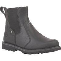 Timberland Childrens Asphalt Chelsea Boots, Black