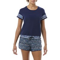Asics Liberty Fabrics Collection Short Sleeve Training Top