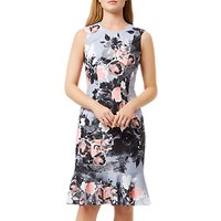 Damsel in a Dress Vintage Tulip Dress, Multi