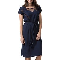 Sugarhill Boutique Butterfly Embroidered Dress