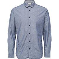 Selected Homme Oneper Shirt, Dark Sapphire