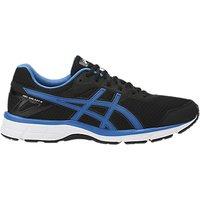 Asics GEL-GALAXY 9 Mens Running Shoes, Black/Blue