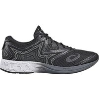 Asics GEL-NOOSA Mens Running Shoes, Black/White