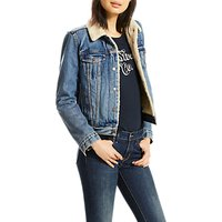 Levis Original Sherpa Trucker Jacket, Extremely Lovable