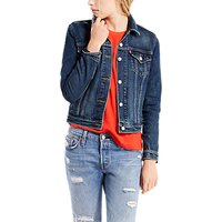 Levis Original Trucker Jacket, Lust For Life