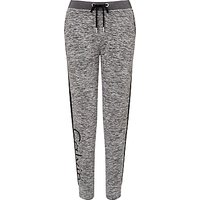 Calvin Klein Peri Logo Sweatpants, Black Heather
