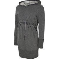 Mamalicious Karla Long Sleeve Maternity Sweatshirt, grey Melange