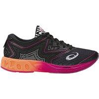 Asics GEL-NOOSA Womens Running Shoes, Black/Orange
