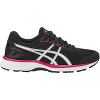 Asics GEL-GALAXY 9 Womens Running Shoes, Black/Red
