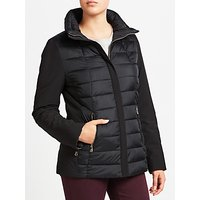 Gerry Weber Short Quilted Coat, Black