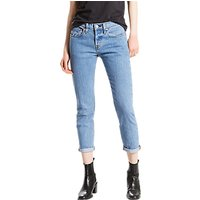Levis 501 Mid Rise Tapered Jeans, Amerika Blue