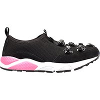 Mini Miss KG Childrens Lullaby Trainers, Black