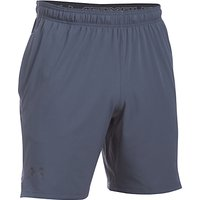 Under Armour Cage Training Shorts, Grey