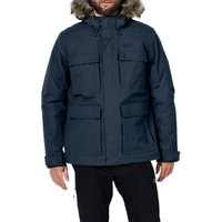 Jack Wolfskin Point Barrow Waterproof Insulated Mens Parka Jacket