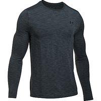 Under Armour Threadborne Seamless Long Sleeve T-Shirt, Graphite