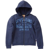 Levis Boys Will Zip Through Hoodie, Navy