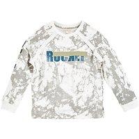Angel & Rocket Boys Marble Wash Sweatshirt, Grey