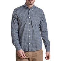 Barbour Lifestyle Country Gingham Shirt, Midnight Blue