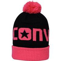 Converse Childrens Beanie Hat, Pink