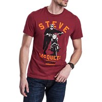 Barbour International Varsity Steve T-Shirt, Cordovan