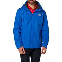 shop for Helly Hansen Dubliner Waterproof Men's Jacket, Blue at Shopo